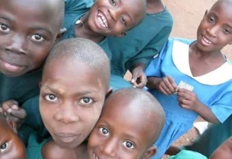 Bambini Uganda